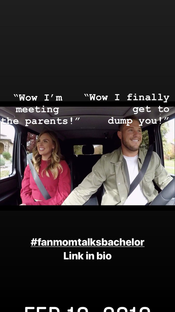 FanMom Talks's photo on #Bachelor