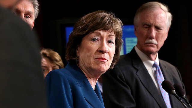 Susan Collins says she'll vote for resolution to block Trump's emergency declaration https://t.co/QhtsHeWV1L