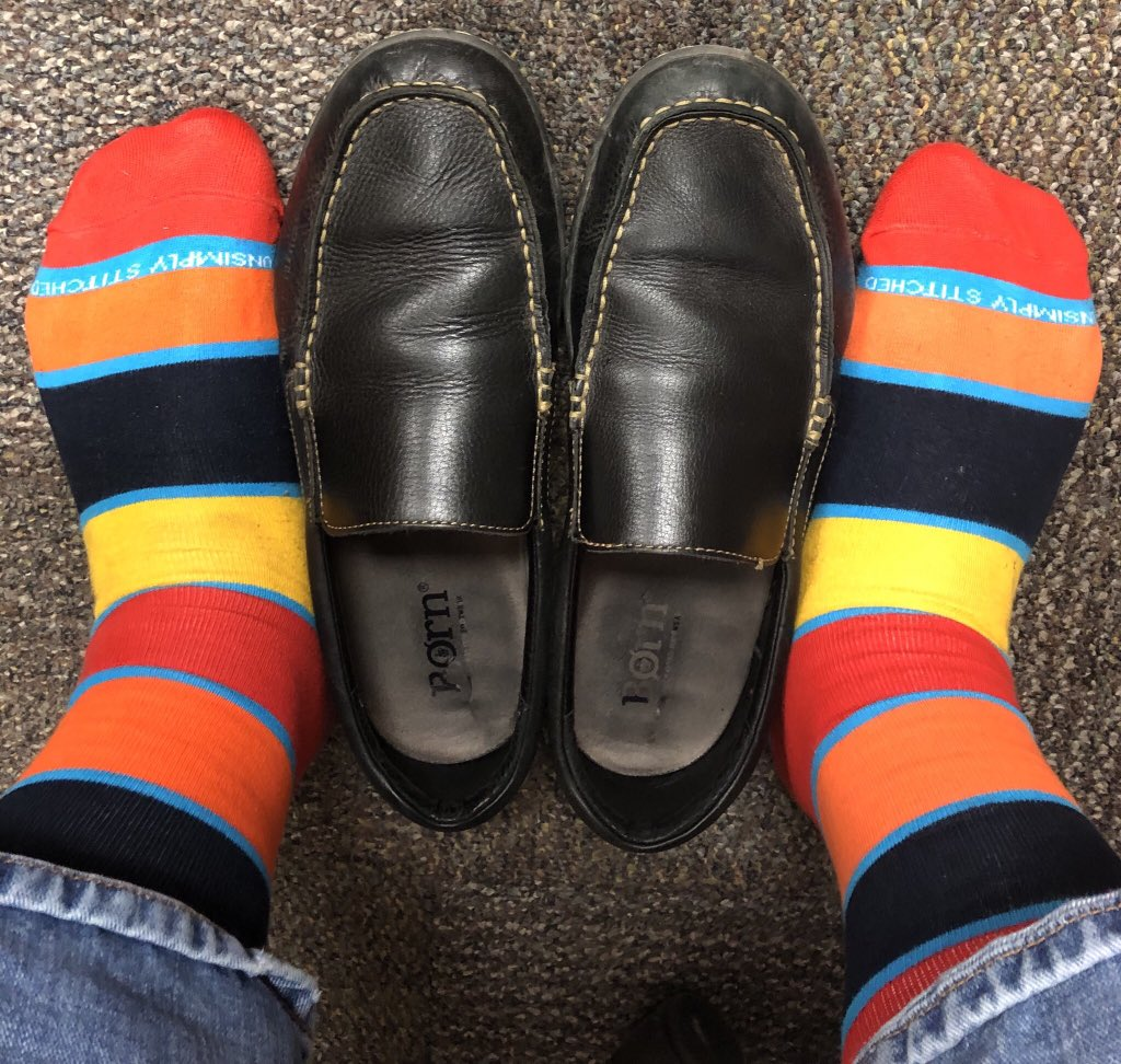 Wednesday's #SockGame is all about the stripes @onlystitched<br>http://pic.twitter.com/Hpdm4Pcb7y