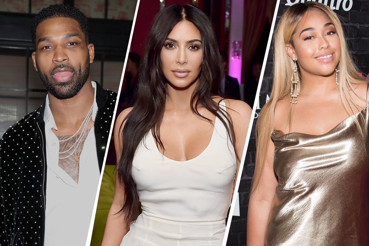Kim Kardashian weighs in on Jordyn Woods and Tristan Thompson's cheating scandal: https://t.co/FvpaiFuudZ