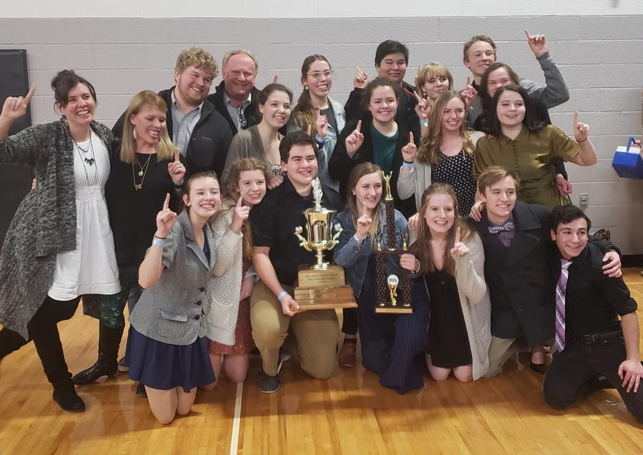 Holland and Holland Christian theater students take home top honors at state competition. http://ow.ly/tO2i50lS5KL