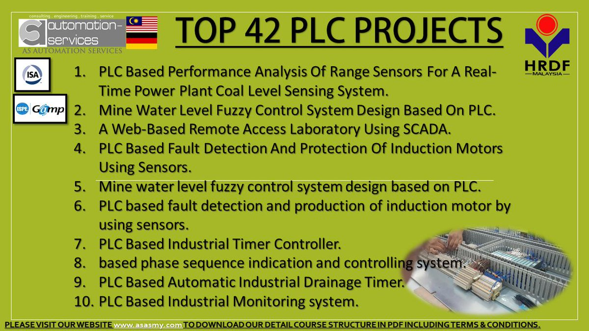PLC Training Centre Malaysia on Twitter: