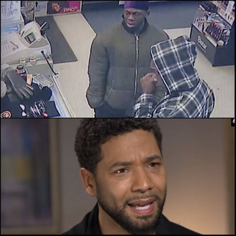 Watch Newly Released Surveillance Footage of EMPIRE Actors Buying Hats, Masks & Gloves Allegedly at The Instruction of Jussie Smollett (Videos) http://bit.ly/2T5aAcz
