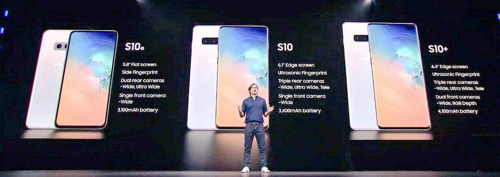 While, dealer prices were leaked yesterday, here are the retail prices: Samsung Galaxy S10 range official India price: S10e (128GB) ₹55,900 S10 (128GB) ₹66,900 S10 (512GB) ₹84,900 S10+ (128GB) ₹73,900 S10+ (512GB) ₹91,900 S10+ Ceramic (1TB) ₹1,17,900 Galaxy Buds ₹9,990
