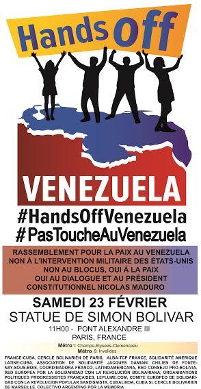 Maduro: Si algo me pasa, ¡retomen el poder y hagan una revolución más radical! - Página 8 Dz5DKV6XcAEm07u
