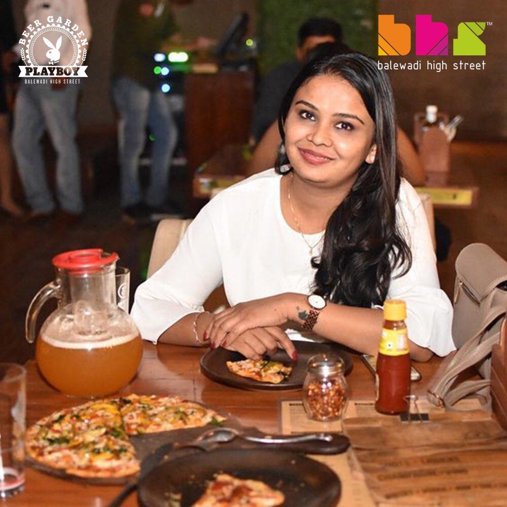 Thursdays at @pbbeergarden are always a rager! Join us tonight to witness the madness. #BHS #pune #spoiltbychoice #lifeatbhs #worldcuisine #perfecthangout #placetobe #drinkstagram #drinkporn #foodpor #PlayboyBeerGarden #Playboy #followtherabbit #PuneDiaries #PlayboyIndia #Punekar