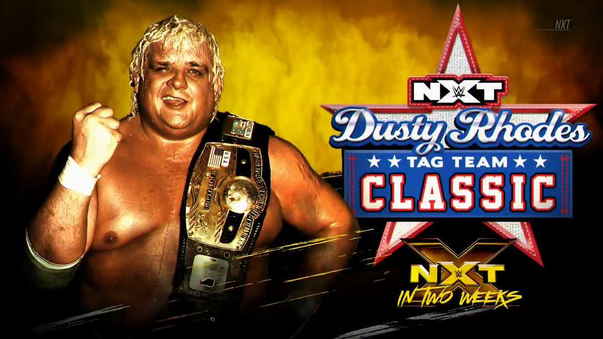 WWE NXT 2019 Dusty Rhodes Tag Team Classic Details, Teams And First Round Matches Revealed