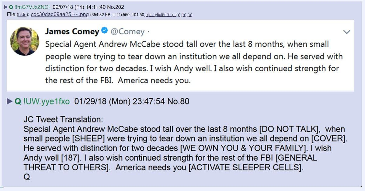 """PART 2 - CONTINUED: America Warned Is Unprepared For Q & Trump's Cataclysmic Destruction Of """"Deep State"""" - Page 38 Dz5J5kfW0AUKrCU"""