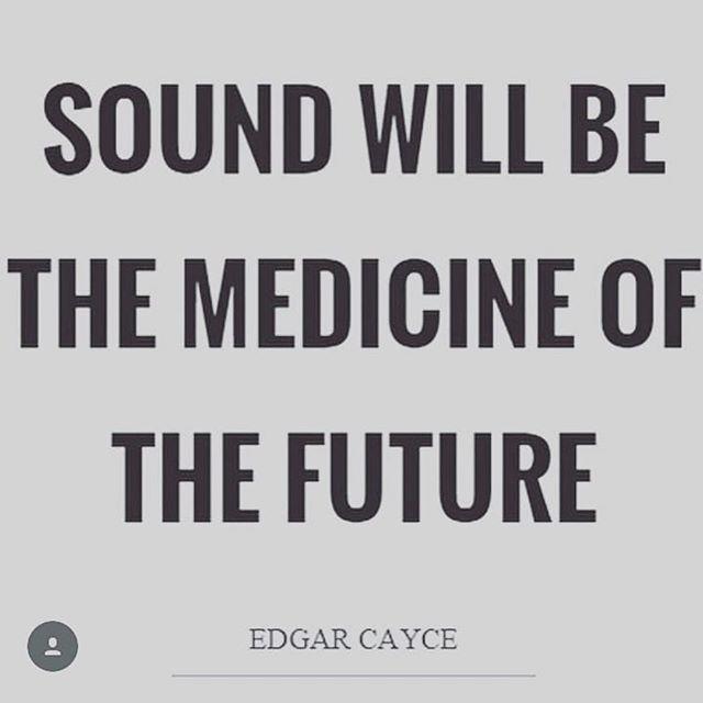 soundmedicine hashtag on Twitter