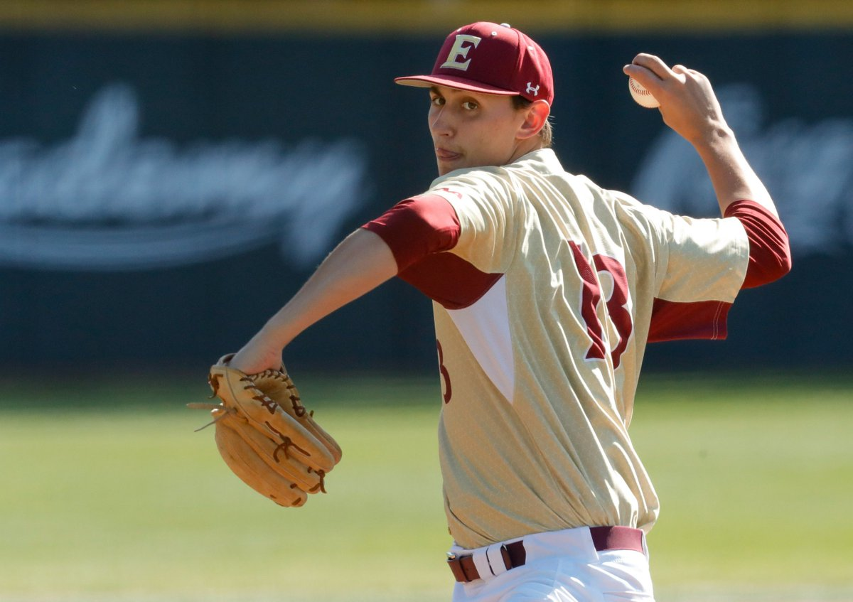 George Kirby is on the rise.   @CarlosACollazo writes the Elon righty is 'perhaps the best No. 2 pitcher in the country.'    https://t.co/VZaO2TSnqe