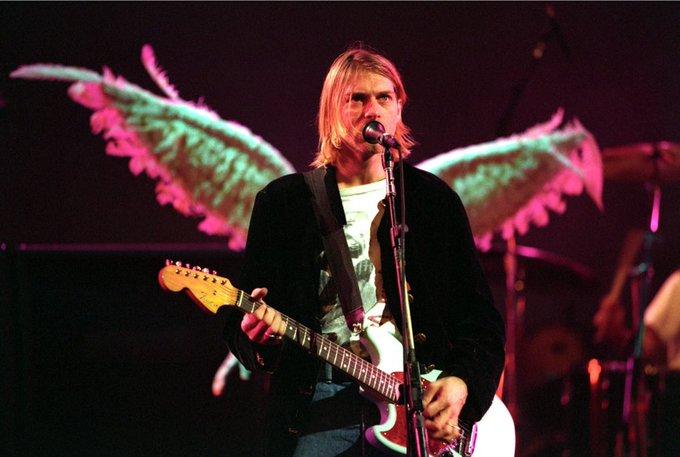 Happy birthday, Kurt Cobain.