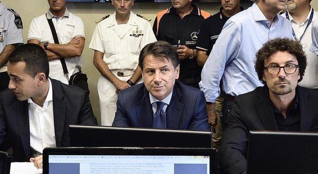 #Diciotti: la procura chiede l'archiviazione per #Conte, #DiMaio, #Toninelli. Quindi si trattava di un #processoPolitico mirato, esclusivamente #controSalvini.