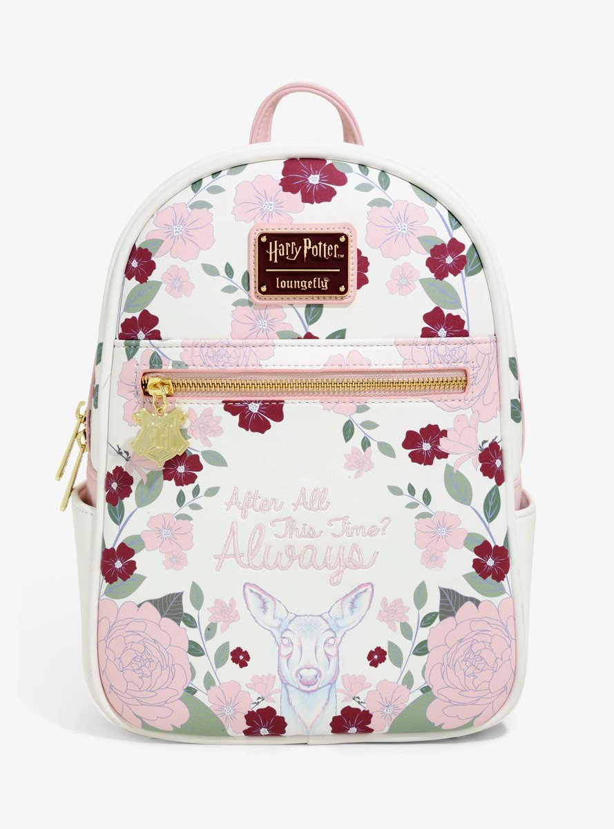 6279ca4ab7a After all this time ✨ This NEW exclusive  Loungefly  HarryPotter Always  Mini Backpack will