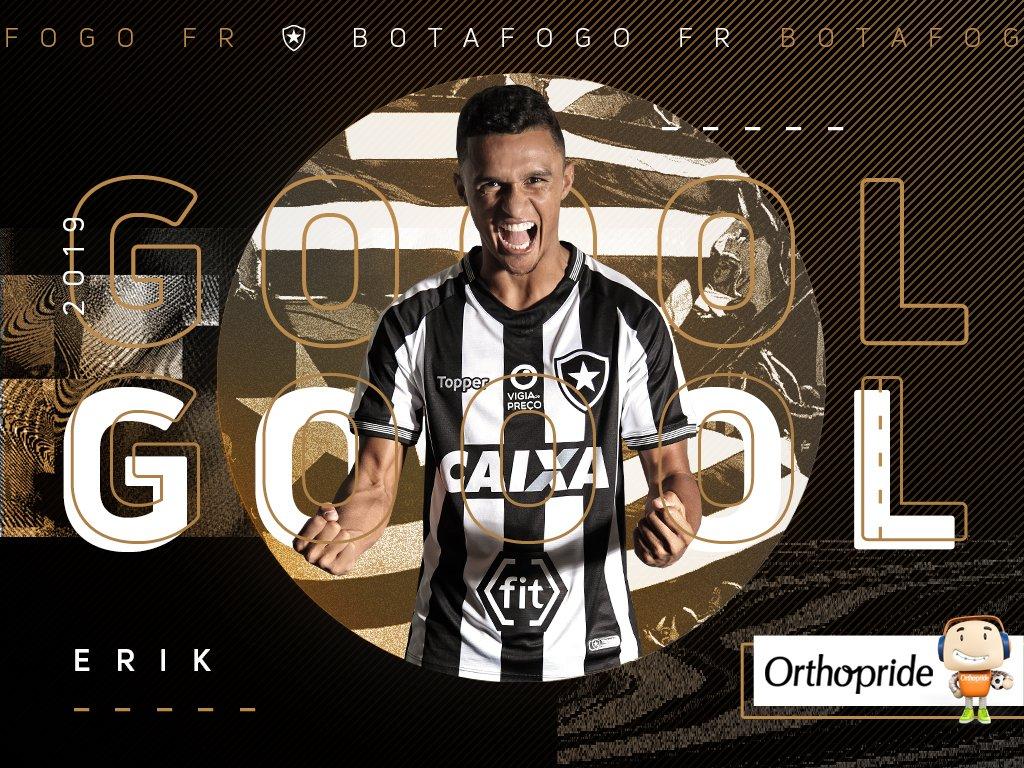 Botafogo F.R.'s photo on Defensa y Justicia