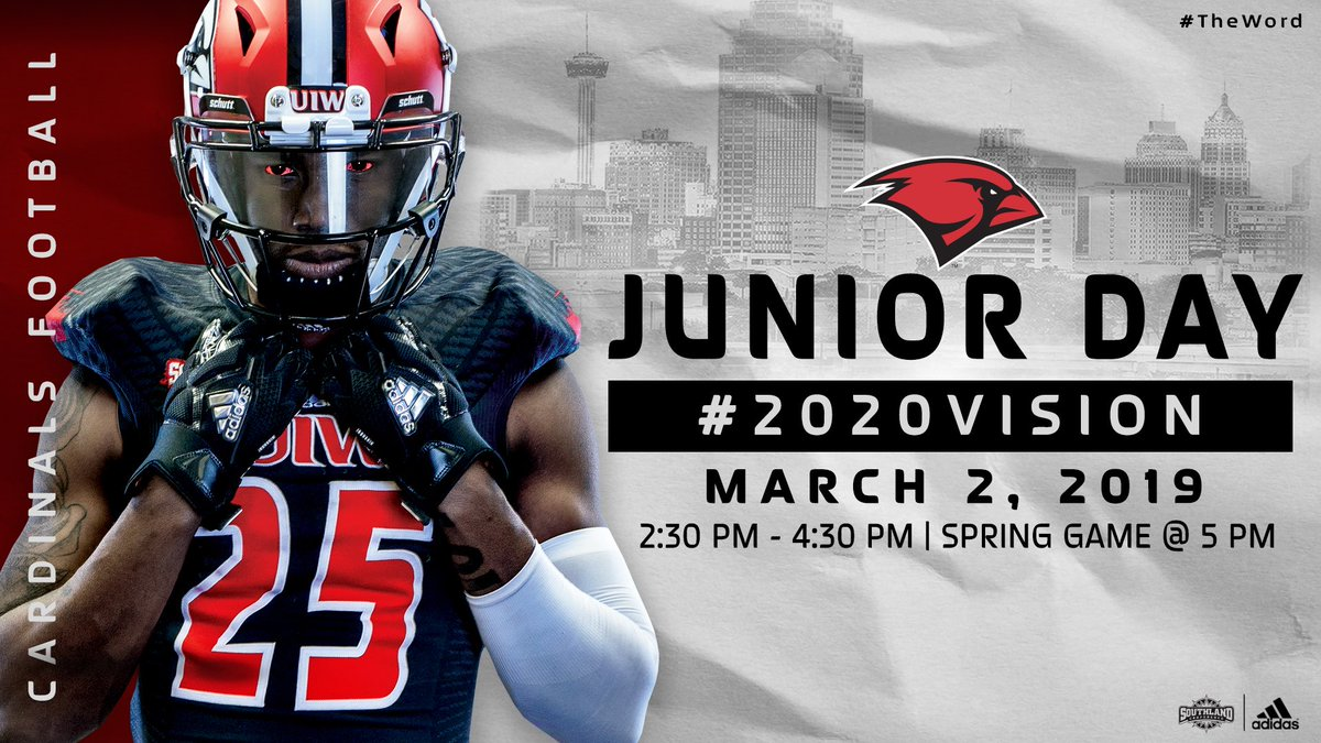 Junior day is just around the corner, C/O 2020 don't miss out!!