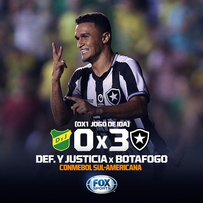 FOX Sports Brasil's photo on Defensa y Justicia