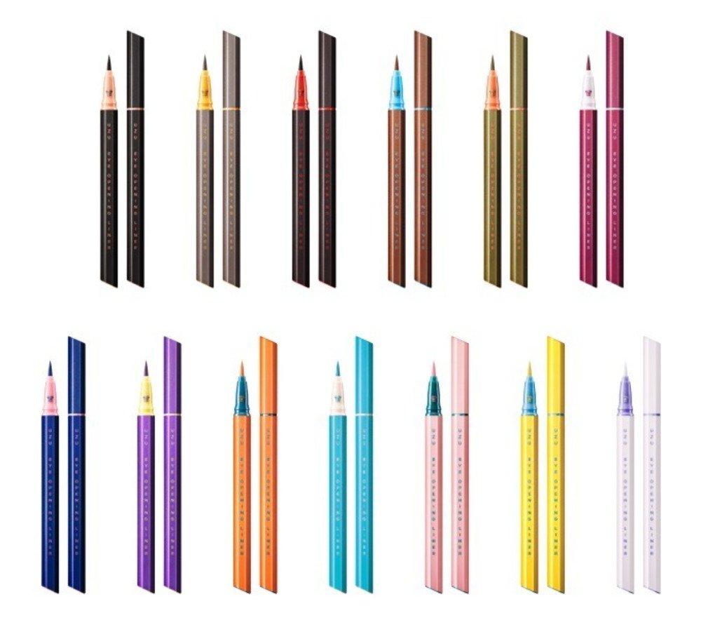フローフシの新ブランド「ウズ(UZU)」デビュー、全14色のリキッドアイライナー発売 - https://t.co/Si6stSJX3x