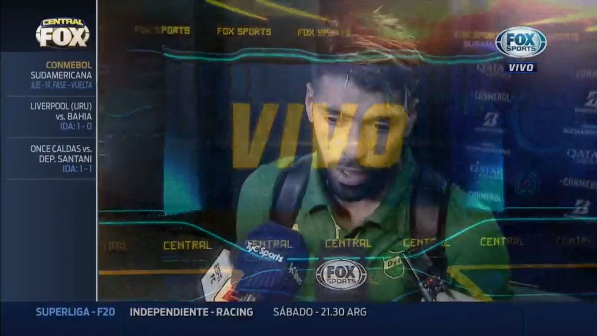 FOX Sports Argentina's photo on Defensa y Justicia