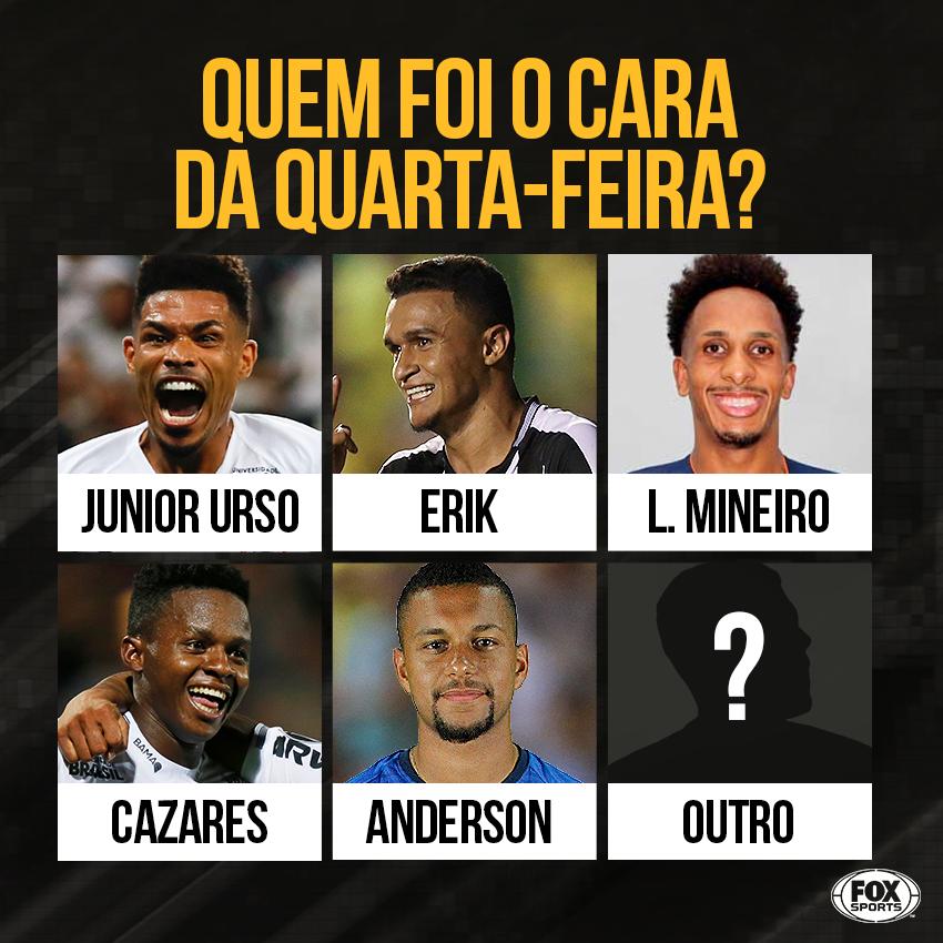 FOX Sports Brasil's photo on Cazares