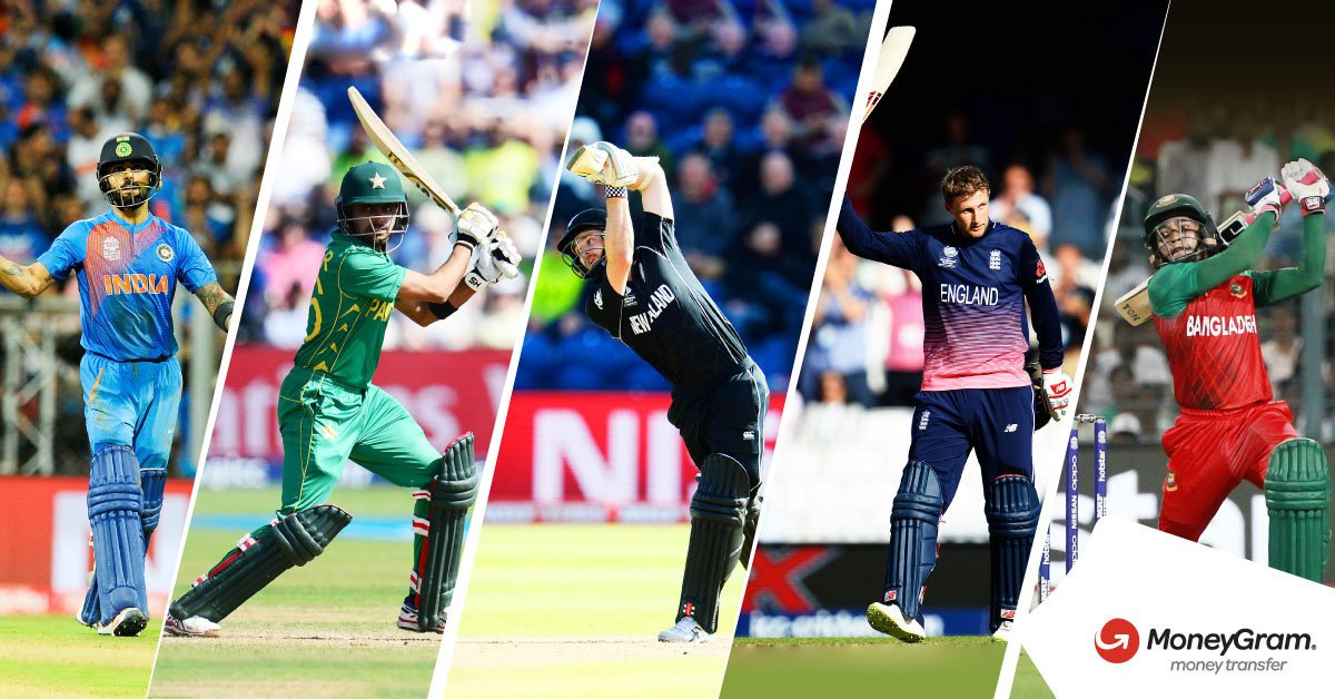Who do you think will be the highest run-getter of the ICC World Cup 2019?