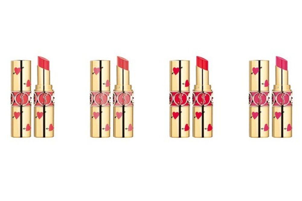 """イヴ・サンローランの人気No.1リップ&""""魔法の筆ペン""""が「ハート&アロー」の限定デザインに - https://t.co/DdLFP9KNL1"""