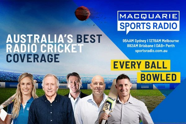 The cricket doesn't stop here!  All three Australia vs New Zealand ODIs are LIVE on Macquarie Sports Radio from tomorrow.  How to listen: https://t.co/A60HutmAjP   #AUSvNZ