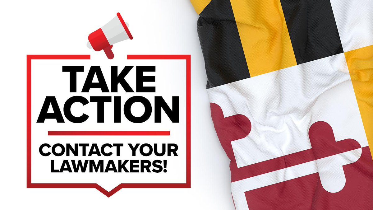 URGENT: #Maryland House and Senate Committees scheduled gun control hearings for TOMORROW and next week! All #2A supporters must attend these hearings and voice your strong opposition. Also, visit http://bit.ly/MDAntiGun  to contact members and urge them to OPPOSE gun control.