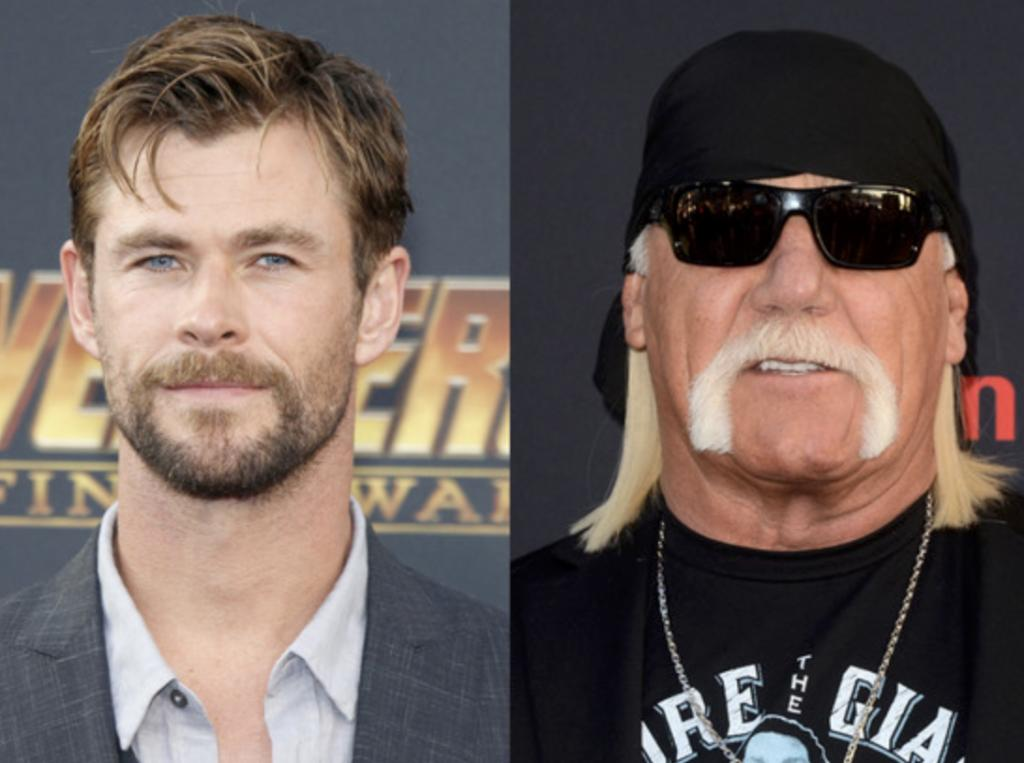 Chris Hemsworth to Play Hulk Hogan in Netflix Movie; Details on Whether the Hulkster's Racist Rant Will Make the Script (Video) http://bit.ly/2IrLAZ8