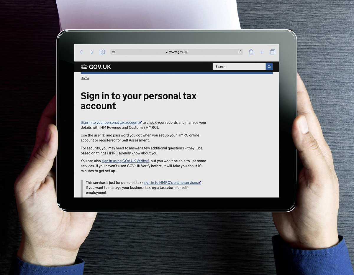 Hm Revenue Customs On Twitter Have You Used Your Personal Tax