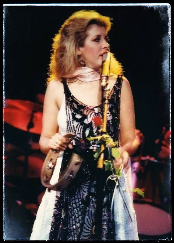 Not a Mirage #StevieNicks #FleetwoodMac #beautiful #vintage #70s #80s #follow #ChristineMcVie #Rumours #Tusk #Mirage #WildHeart #BellaDonna