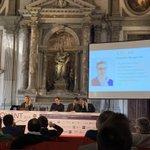 Image for the Tweet beginning: #QUANTvenice parla Federico Morgantini di