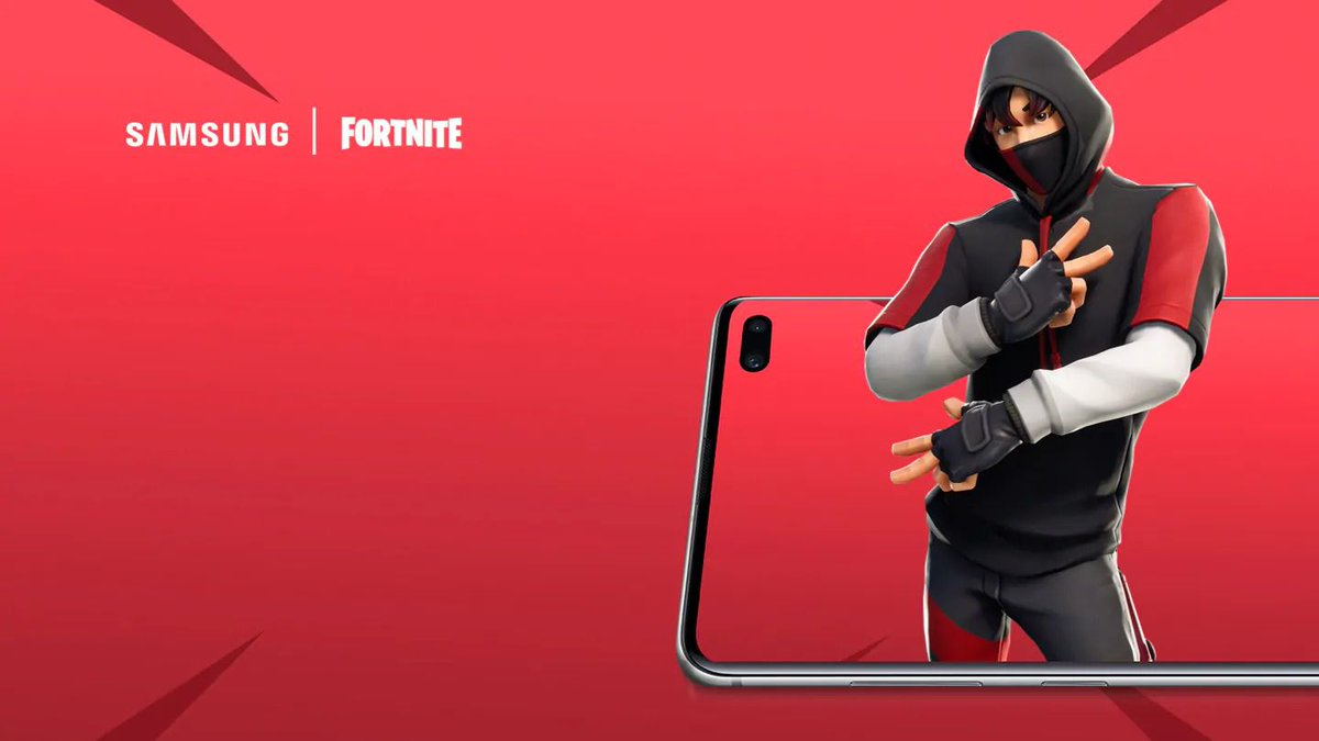 Fortnite has an exclusive K-pop skin for those who preorder the Galaxy S10 Plus https://t.co/a1GGiybkVy