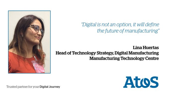 #Digital will define the future of #manufacturing - read our directive on...