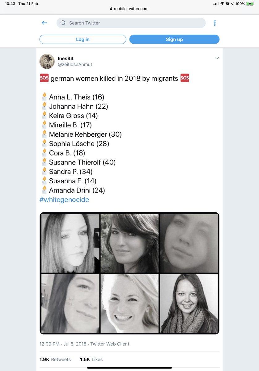 test Twitter Media - Beste linkse politici. Deze vrouwen vielen vorig jaar in Duitsland voor uw 'idealen.' https://t.co/SFKvT5OCPd