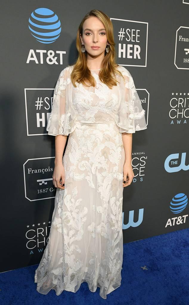 24th Annual #CriticsChoiceAwards #RedCarpet #BestDressed Women:  13. #JodieComer 14. #GemmaChan 15. #ConstanceWu 16. #OliviaMunn  #whocareswhatithink #imanobody<br>http://pic.twitter.com/smMtDi33BD