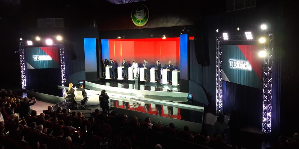 A partir de las 6:00 am | #PanamáHoy edición matutina |   Analizamos el primer #PanamáDebaTE con @EdwinECabreraU y @floraltamirand3 | Solo por #RadioPanamá 94.5fm   ¿ Para ti quien fue el ganador del  ? 🗣👇🏼