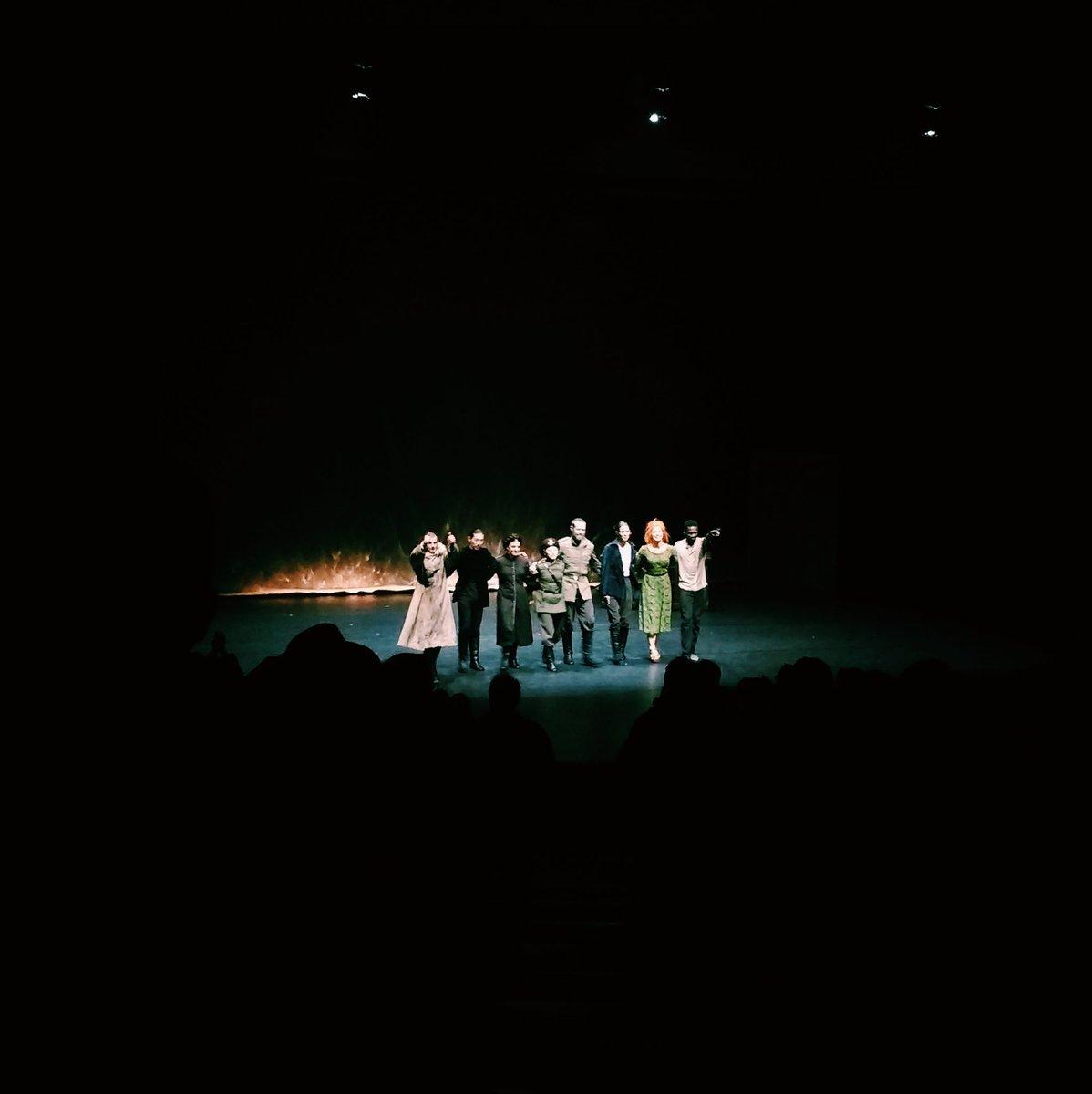 Final bow from @KiddPivot premiere tonight 💕 #VIDS2019