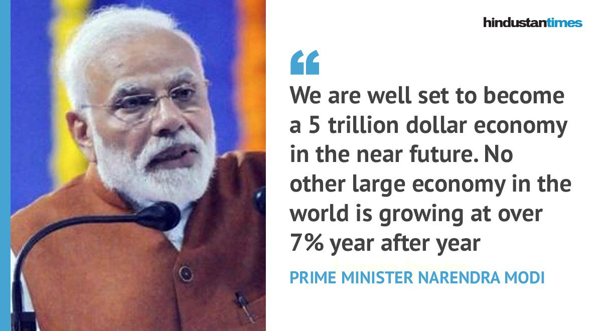 'We are one of the most open countries for FDI today. More than 90% of our sectors are now on automatic route for approval', says PM @narendramodi in Seoul,  #SouthKorea