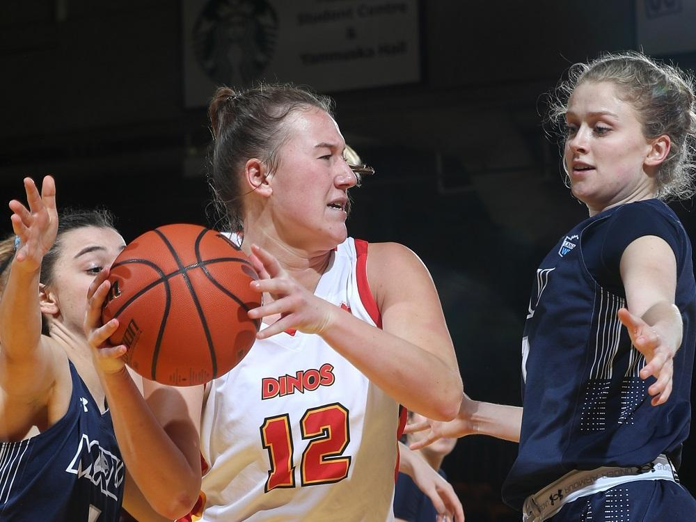Tight-knit Calgary Dinos women's hoops team heads into semis https://t.co/JwIuFW7XH5