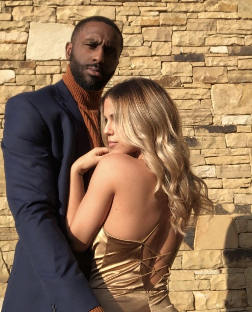 Thunder Patrick Patterson Announces His Engagement on Instagram to IG Model Sarah Nasser; Nasser & Paul George's BM Starts Swimsuit Line With PP & PG's Funding (Pics-Vids-Ring) http://bit.ly/2Tar8Qk