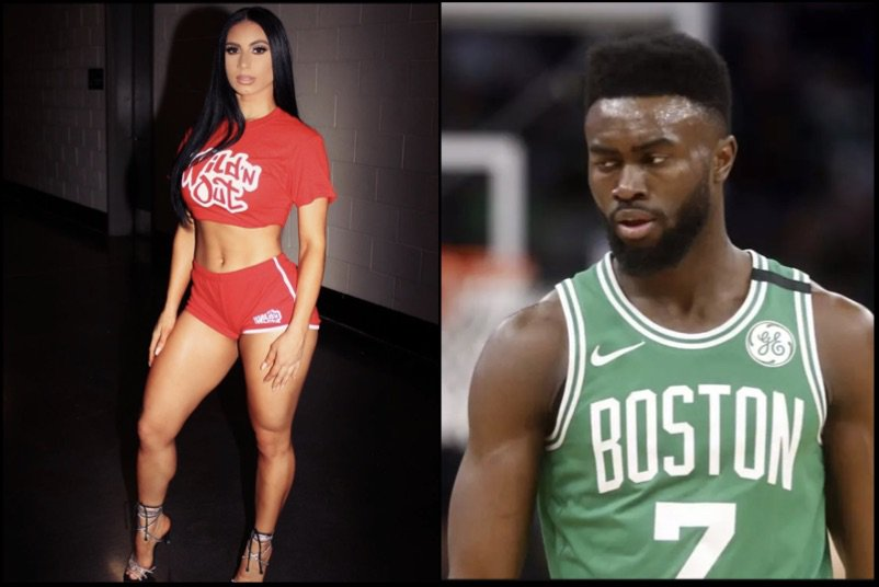Celtics Jaylen Brown Dating a Wild 'n Out IG Model; How They Spent All-Star Weekend (Pics-Vids) http://bit.ly/2T9vrLV