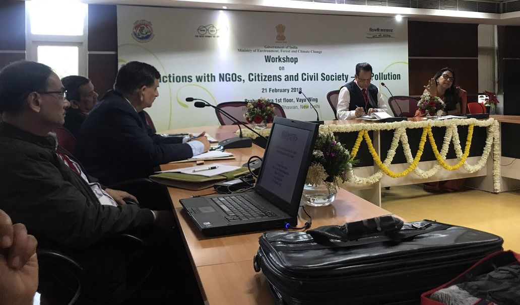 test Twitter Media - And in #Delhi, our India Director Prarthana Borah is speaking about #airpollution control measures at a Ministry of Environment, Forest and Climate Change workshop! #AirQuality #BreatheLife @prarthana_delhi @moefcc https://t.co/rI7orplKqb