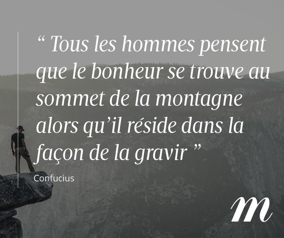 Bonne Journée Citation Confucius Quote Madame Figaro