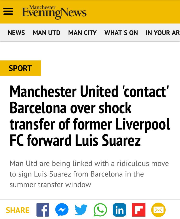 Don't get me started. No way would the club do this to us. 🤦♂️  #MUFC #UTFR #Help