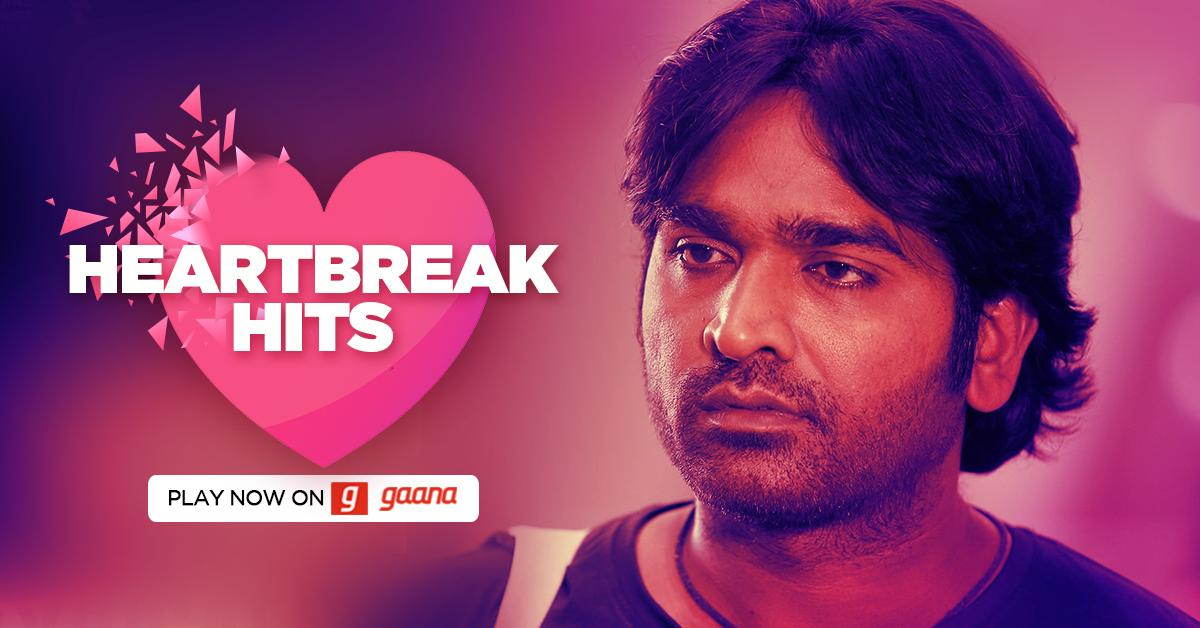 Have you had your heart broken very recently? This Thursday, listen to the best of Tamil heartbreaking songs only on Gaana: http://gaa.na/Heartbreakhits