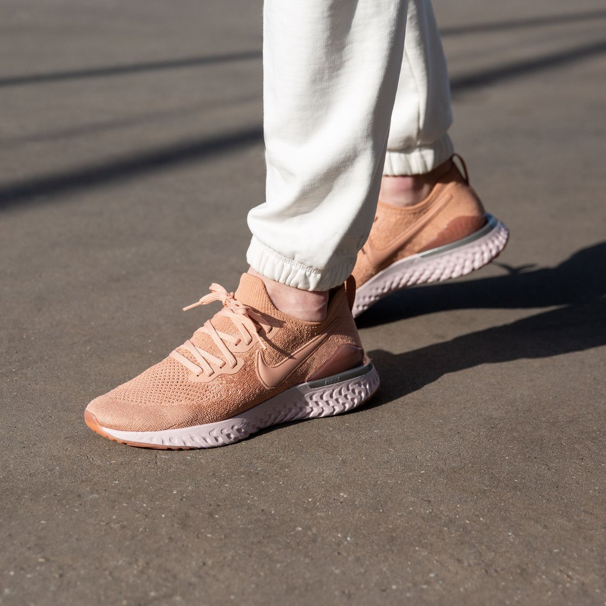 good selling get cheap lowest discount coming 🔜 Nike Epic React Flyknit 2 - Rose Gold RELEASE ...
