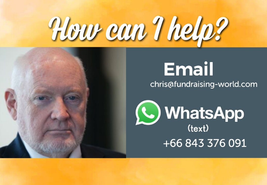 FUNDRAISING COACHING New prepaid packages, low cost. Is it time to have a fundraising audit? Maybe fine tune your newsletters or legacy program. Audit your donor comms or work out how to solve your problems.  Let me email you my brochure <br>http://pic.twitter.com/Dqz6We0s7h