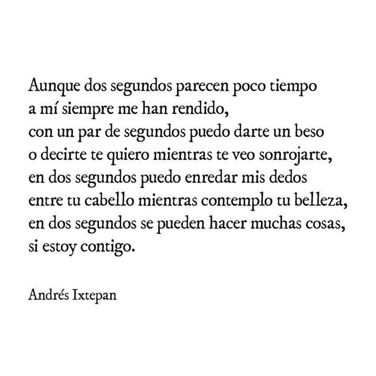 Rockemon On Twitter Andrés Ixtepan Frases De Amor Love