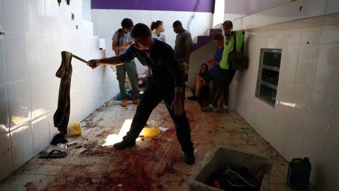 Perícia revela que 13 mortos em ação da PM no Fallet foram atingidos por 40 tiros de fuzil https://t.co/jOPkHKYfrP