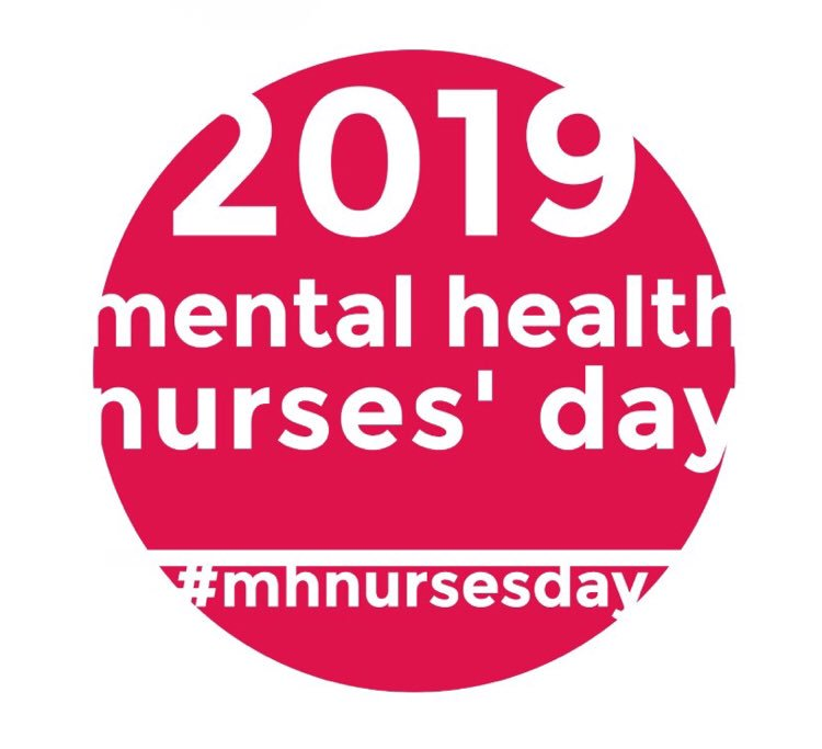Today is #MHNursesDay , celebrating and transforming perceptions of this extraordinary career. The ambition is to encourage #mentalhealth nurses and those who live with mental illhealth to share their personal stories about the rewarding nature of the role #NursingNowEngland